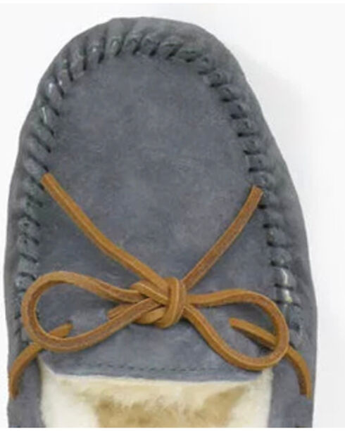 UGG® Women's Dakota Slip On Mocassins, Dark Grey, hi-res