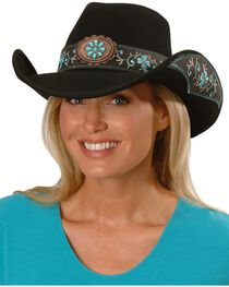 Bullhide All For Good Wool Cowboy Hat, , hi-res