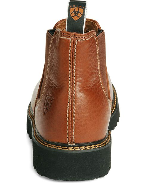 Ariat Men's Spot Hog Casual Boots, Chestnut, hi-res