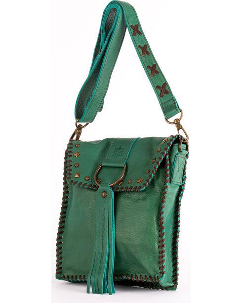 STS Ranchwear Destiny's Dee Jade Conceal Carry Crossbody , Light/pastel Green, hi-res