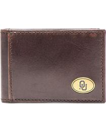 Jack Mason Men's Oklahoma Legacy Flip Bifold Wallet , , hi-res