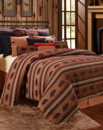 HiEnd Accents Bayfield Bear Twin Duvet, , hi-res