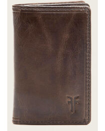 Frye Genuine Leather Logan Wallet , , hi-res