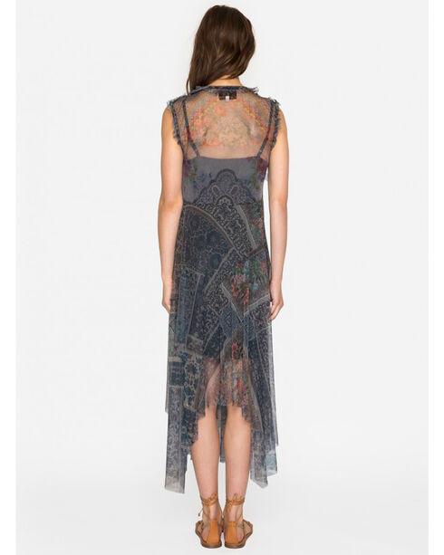 Johnny Was Women's Burnette Mesh Dress , Multi, hi-res