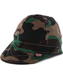 American Worker Men's Camo Welding Cap, , hi-res