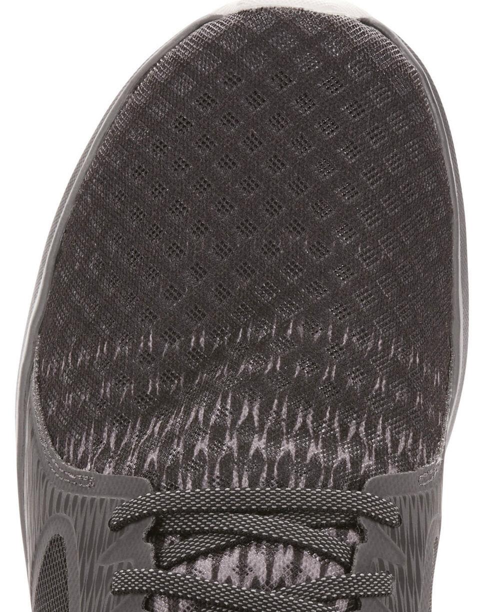 Ariat Men's Fuse Ombre Black Grey Mesh Shoes , Black, hi-res