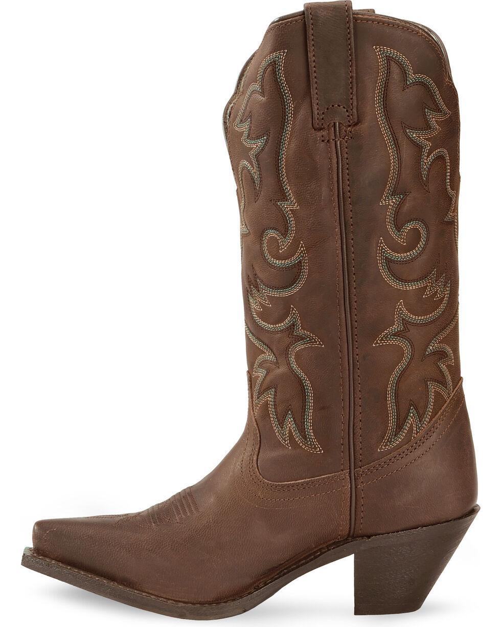 Laredo Women's Access Western Boots, Tan, hi-res