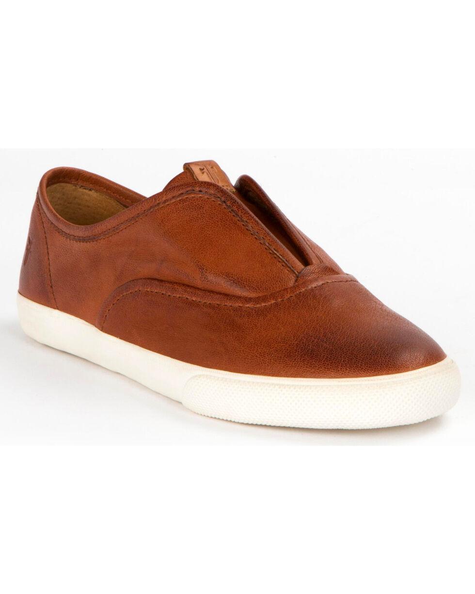 Frye Women's Maya CVO Slip On Shoes , Cognac, hi-res
