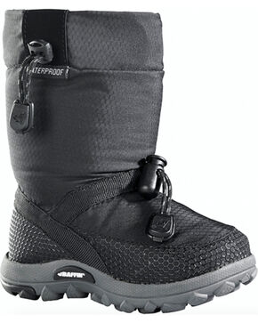 Baffin Women's Ease Series Waterproof Winter Boots - Round Toe , Black, hi-res