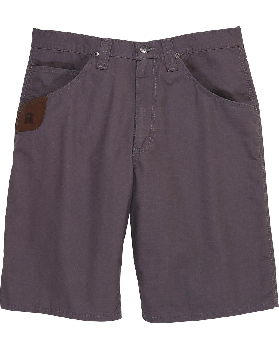 Wrangler Men's RIGGS WORKWEAR® Technician Shorts - Big and Tall , Charcoal Grey, hi-res