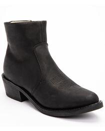 Durango Men's Side Zipper Western Boots, , hi-res