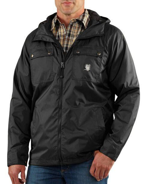Carhartt Men's Rockford Jacket, Black, hi-res