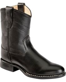 Jama Youth Corona Western Boots, , hi-res