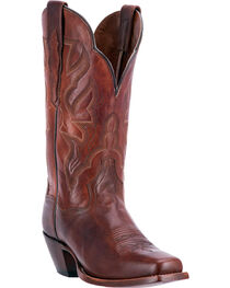 Dan Post Women's Hot Darby Square Toe Western Boots, , hi-res
