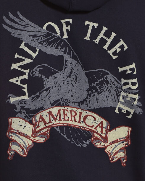 CMHOFL4 LAND OF THE FREE, Navy, hi-res