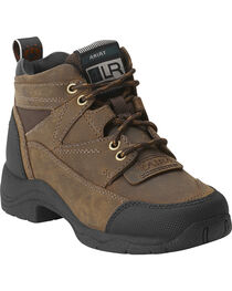 Ariat Boys' Terrain Lace-Up Boots, , hi-res