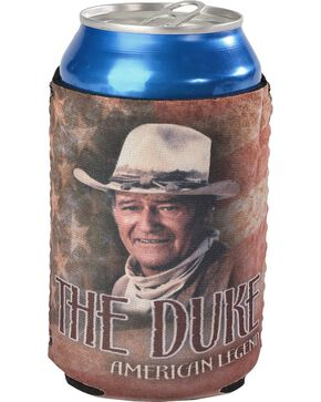 John Wayne American Legend Collectible Koozie, Multi, hi-res