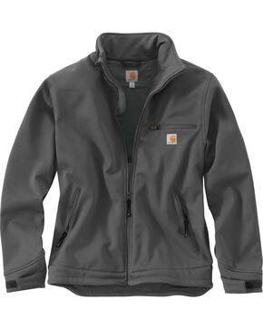 Carhartt Men's Crowley Jacket, Charcoal Grey, hi-res