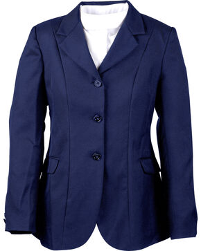 Dublin Child's Ashby Show Coat, Navy, hi-res
