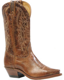 "Boulet Men's 13"" Medium Cowboy Toe Western Boots, , hi-res"