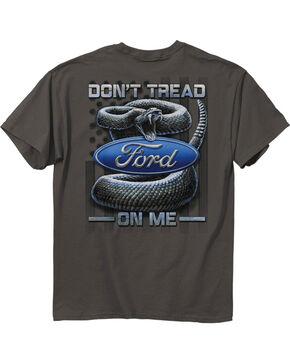 Buck Wear Men's Ford Don't Tread T-Shirt, Charcoal, hi-res