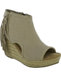 Minnetonka Women's Blaire Wedge Sandals, , hi-res