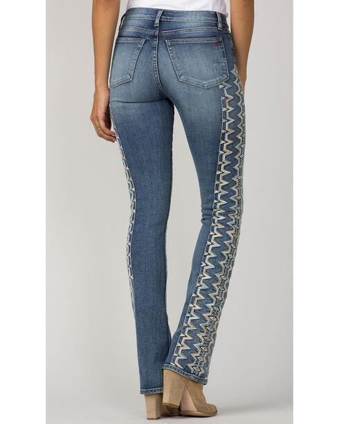 MM Vintage Women's Indigo Eliza Jeans - Boot Cut, Indigo, hi-res