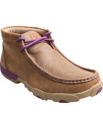 Twisted X Women's Xtreme Comfort Driving Mocs, , hi-res
