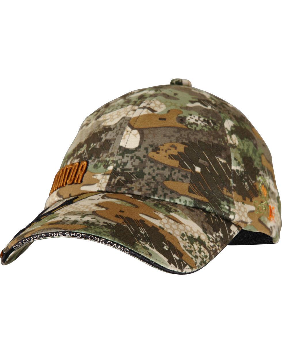 Rocky Men's Venator Flex-Fit Baseball Cap , Camouflage, hi-res