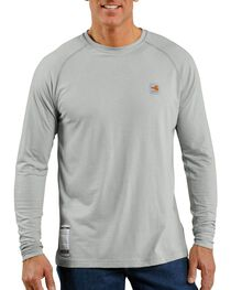 Carhartt Men's Flame Resistant Force T-Shirt, , hi-res