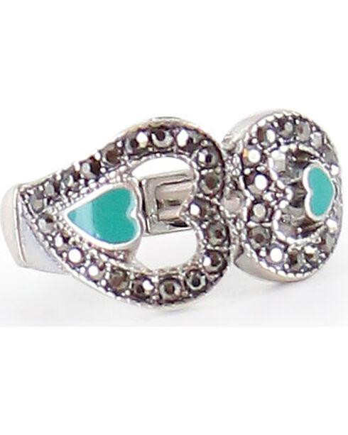Shyanne® Women's Sweetheart Ring , Silver, hi-res