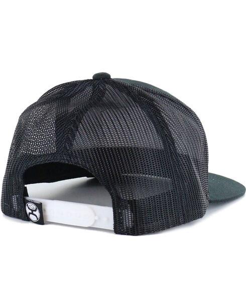 HOOey Cody Ohl Adjustable Snapback Ball Cap, Black, hi-res