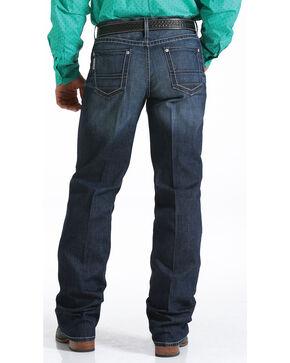 Cinch Men's Grant Performance Boot Cut Jeans, Indigo, hi-res