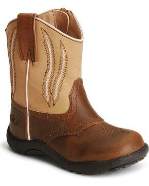Roper Infant's Western Boots, Brown, hi-res
