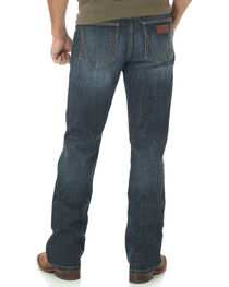 Wrangler Men's Retro Slim Boot Cut Jeans, , hi-res