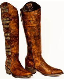 "Old Gringo Women's Elina 18"" Western Fashion Boots, , hi-res"