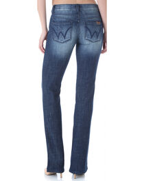 Wrangler Women's Mae Booty Up Cut Jeans, , hi-res