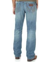 Wrangler Retro Men's Evanston Low Rise Relaxed Boot Cut Jeans, , hi-res