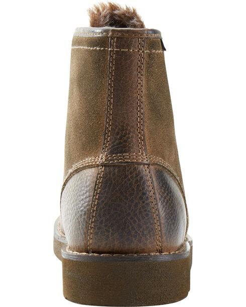 Eastland Men's Natural Lumber Up Shearling Lined Boots, Natural, hi-res
