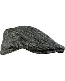 Stormy Kromer Men's Cabby Cap, Dark Grey, hi-res