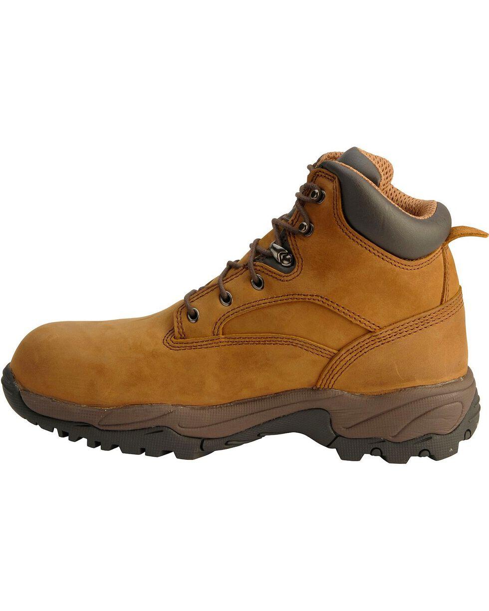 "Chippewa Men's IQ 6"" Waterproof Work Boots, Bay Apache, hi-res"