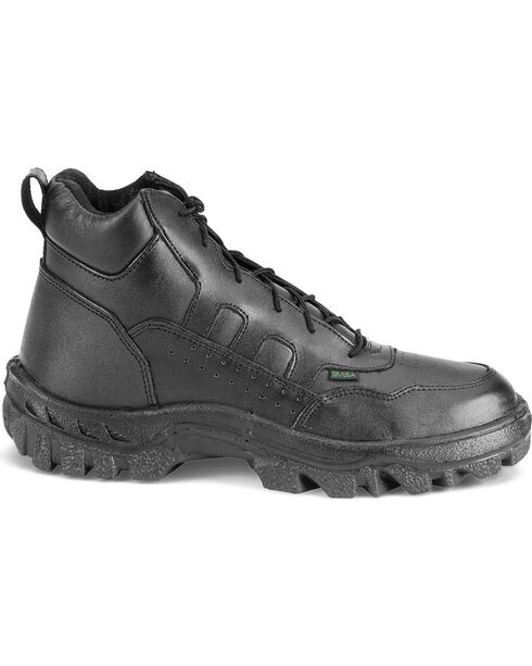 Rocky Men's TMC Postal Approved Sport Chukka Duty Boots, Black, hi-res