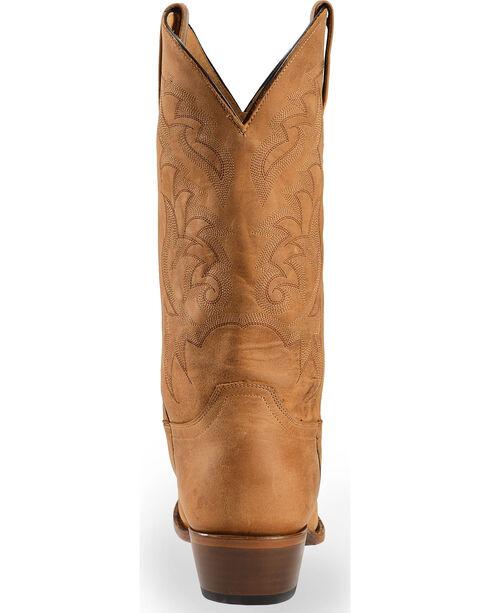 Moonshine Spirit Men's Crazy Horse Vintage Western Boots, Tan, hi-res