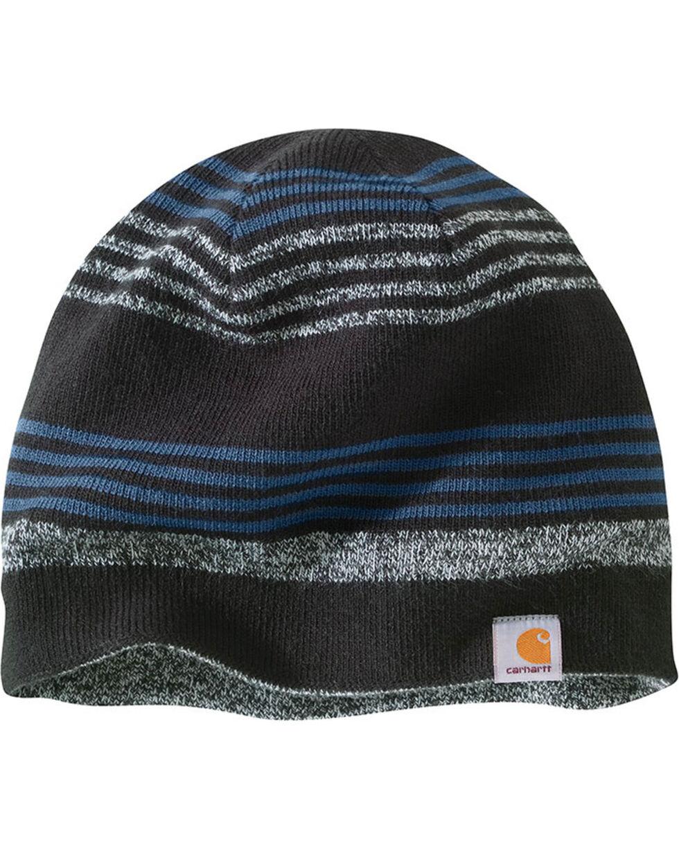 Carhartt Gunnison Reversible Hat, Dark Blue, hi-res