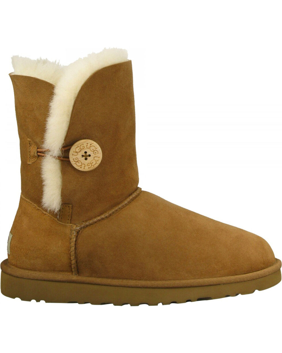 UGG® Women's Bailey Button Casual Boots, , hi-res