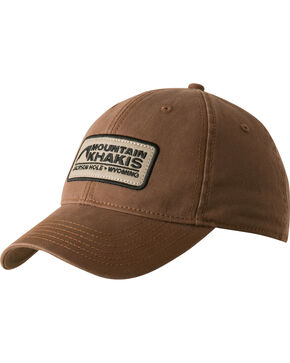 Mountain Khakis Men's Soul Patch Cap, Brown, hi-res