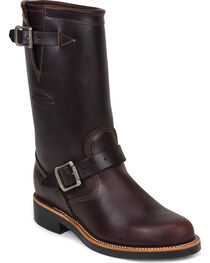 "Chippewa Women's  11"" Engineer Boots, , hi-res"
