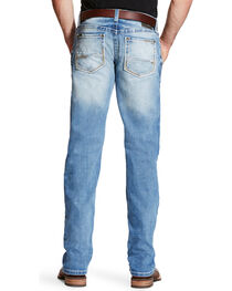 Ariat Men's Blue M2 Stirling Shasta Jeans - Boot Cut, , hi-res