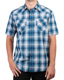 Pendleton Men's Plaid Short Sleeve Shirt, , hi-res