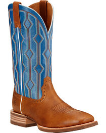 Ariat Men's Live Wire Western Boots, , hi-res